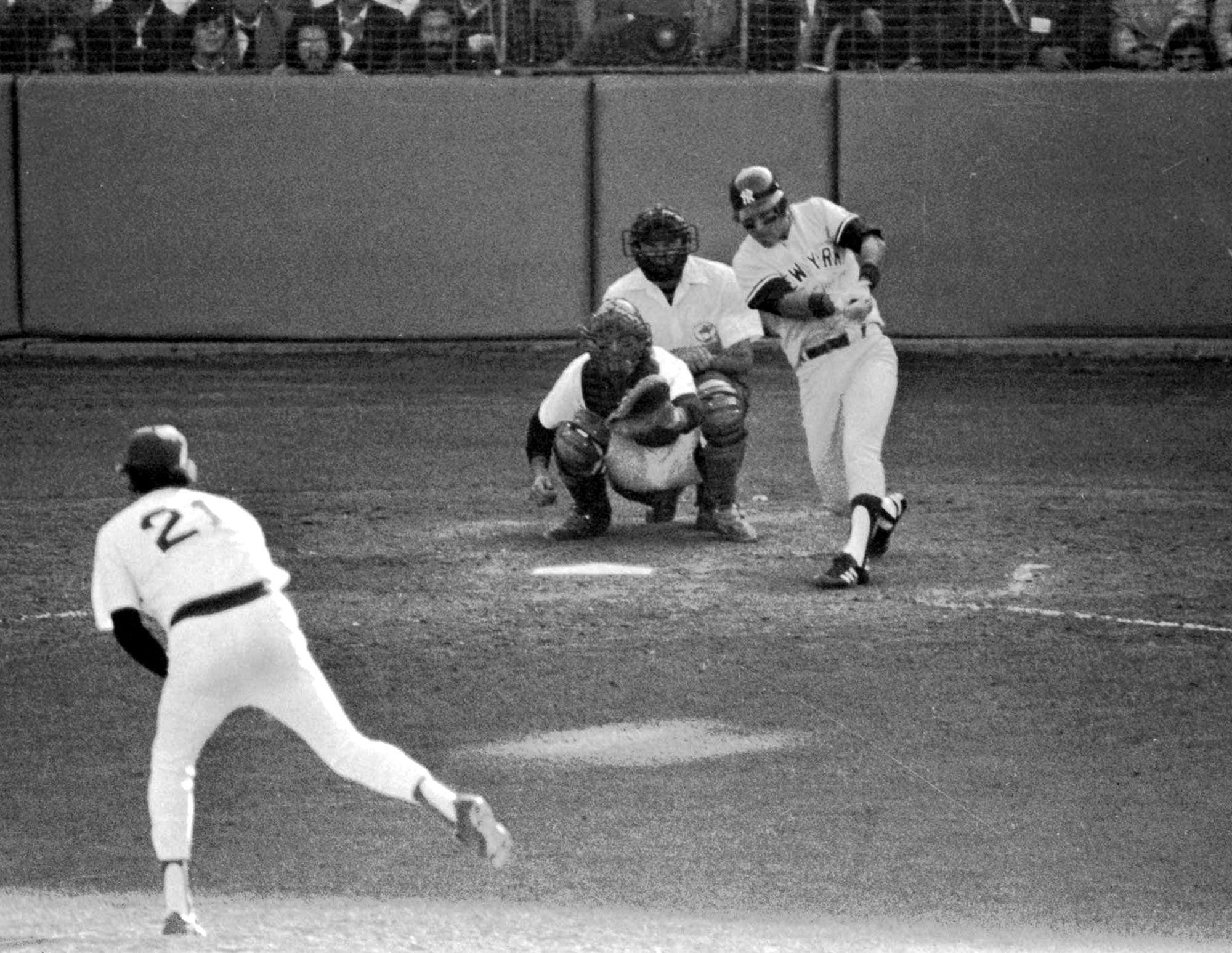 Bucky Dent Yankees Red Sox MLB