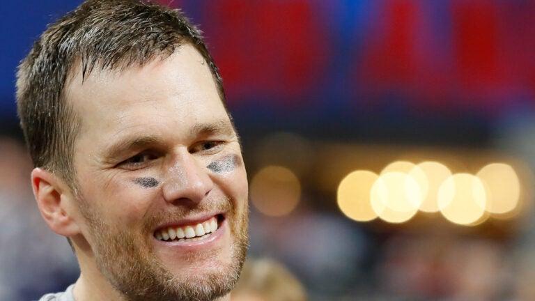Tom Brady Patriots NFL