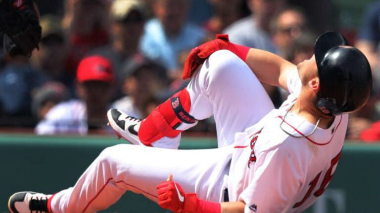 Andrew Benintendi, Red Sox