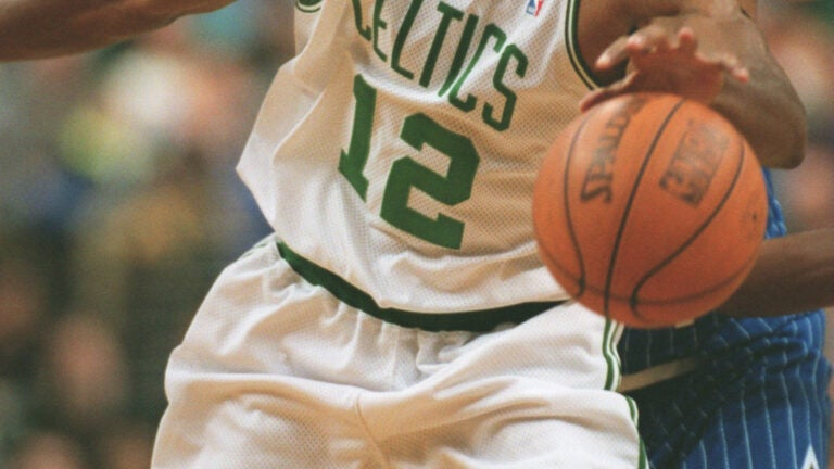 Bruce Bowen Celtics NBA
