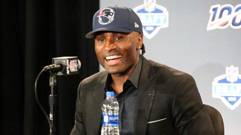 Joejuan Williams NFL Draft Patriots