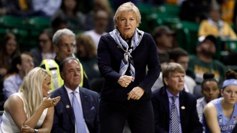 Sylvia Hatchell UNC Women's Basketball