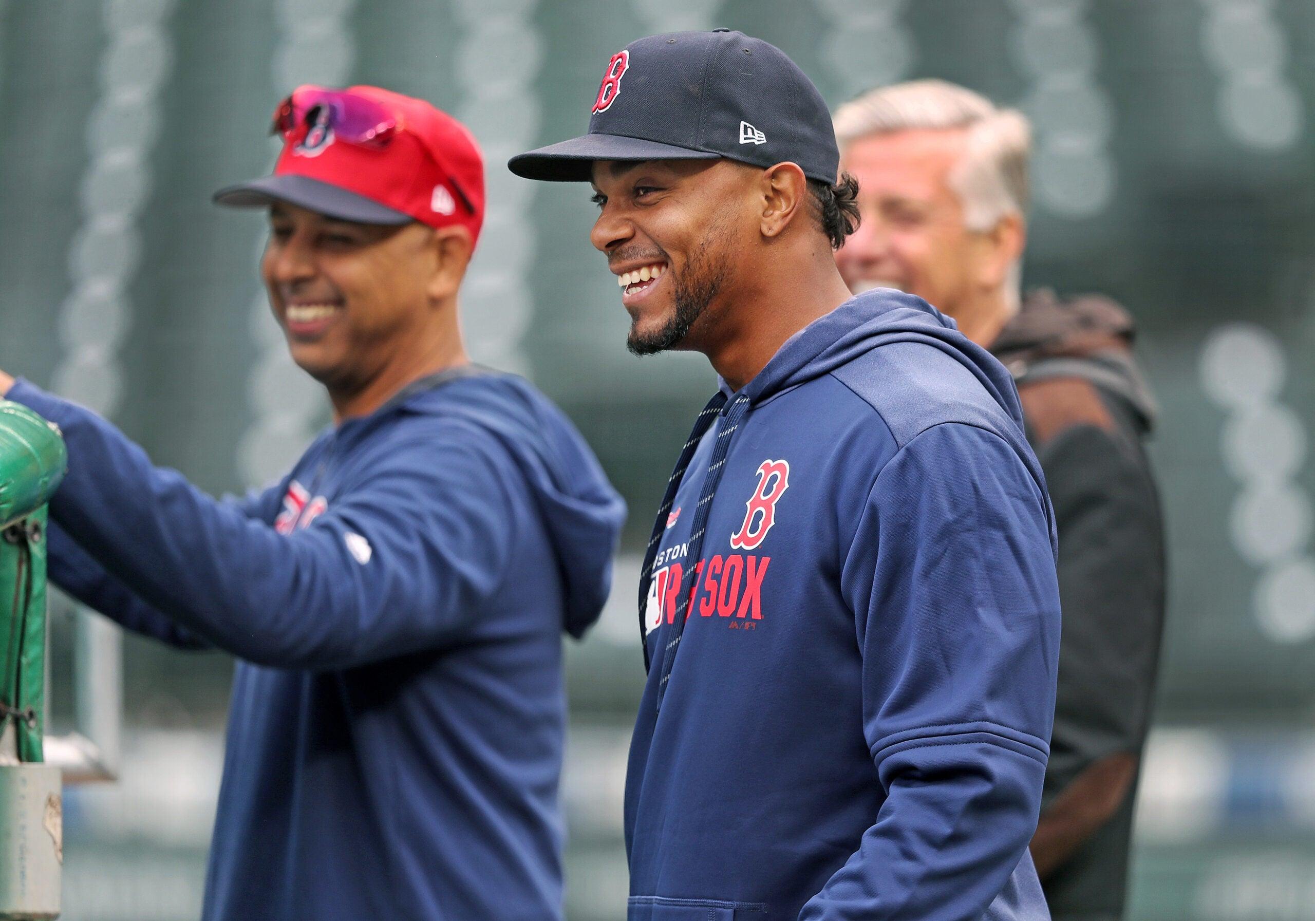 Xander Bogaerts Red Sox Shortstop