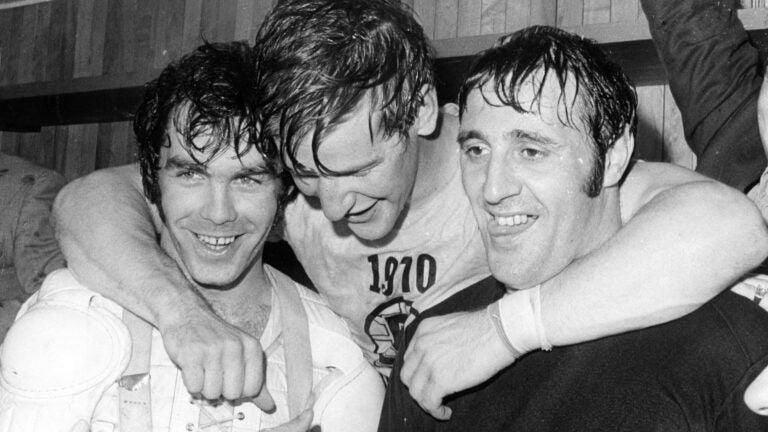 Bruins 1970 Stanley Cup Bobby Orr