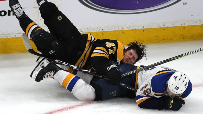 Blues Bruins