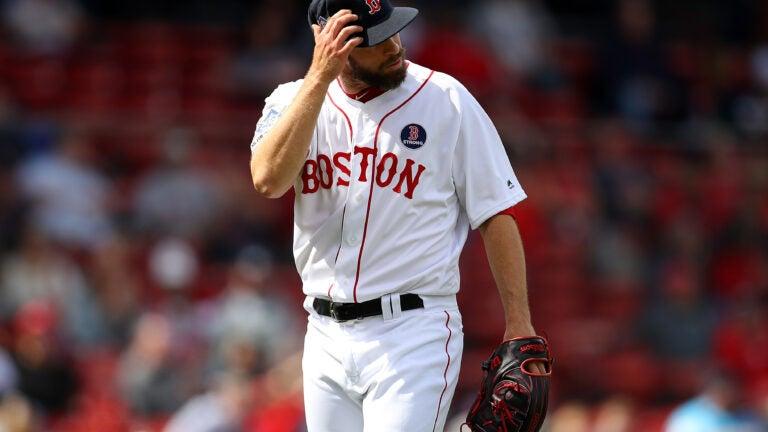 Tyler Thornburg Red Sox MLB