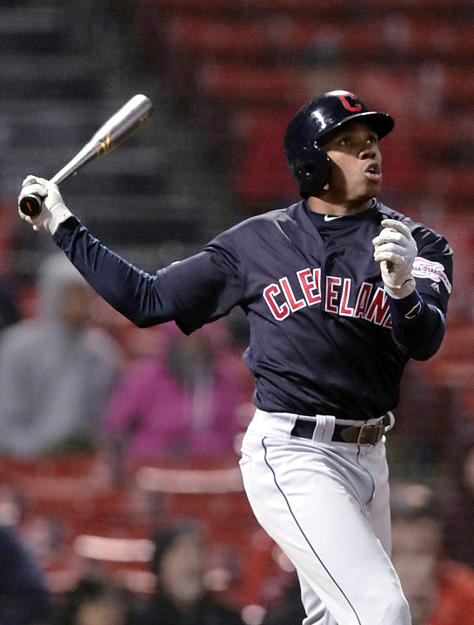 Greg Allen Cleveland Indians MLB