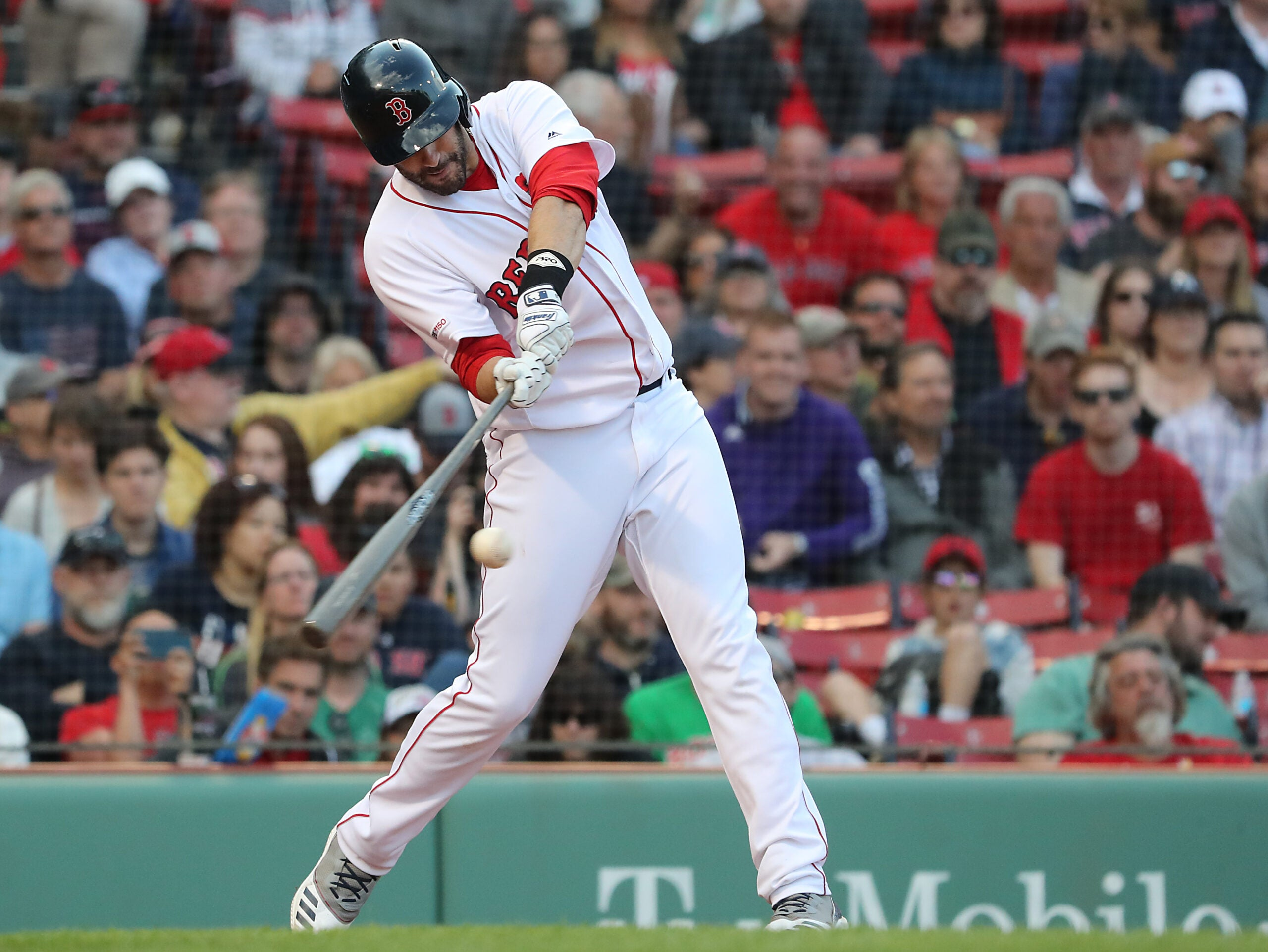 J.D. Martinez Red Sox May 2019
