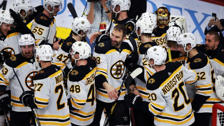 Boston Bruins Eastern Conference Final
