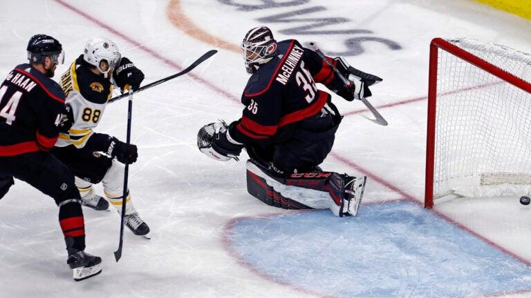 Bruins David Pastrnak