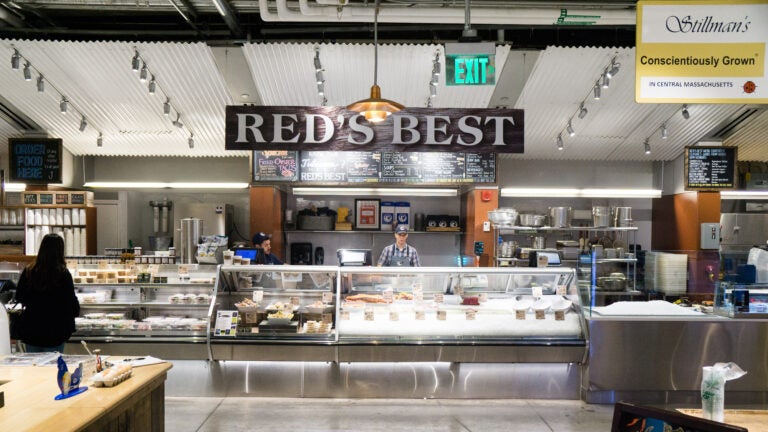 Red's Best at the Boston Public Market