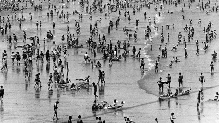 Nantasket Beach in 1980