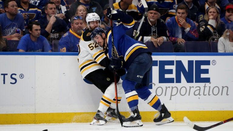 Sean Kuraly Boston Bruins NHL