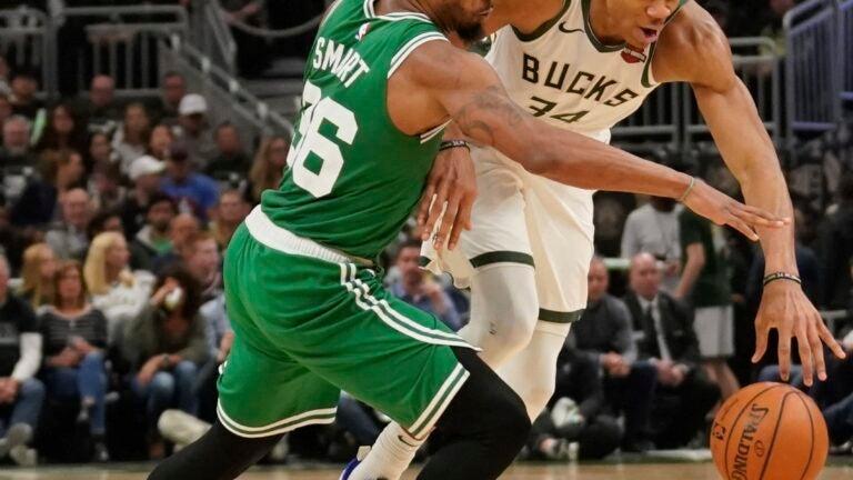 Marcus Smart Boston Celtics NBA