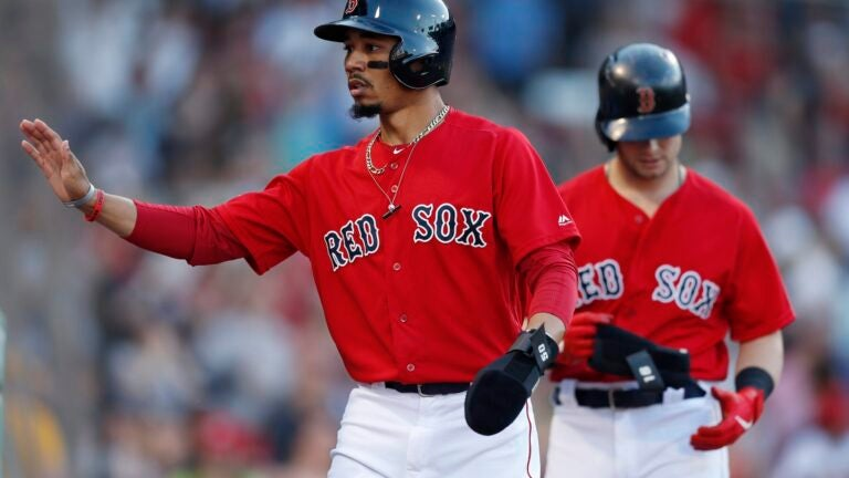 Mookie Betts Red Sox MLB