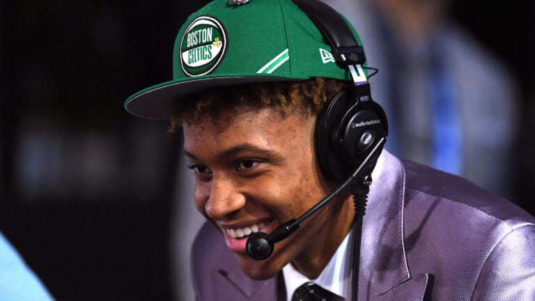 Romeo Langford NBA Draft 2019