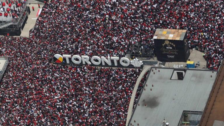 Toronto Raptors NBA Finals Championship Parade