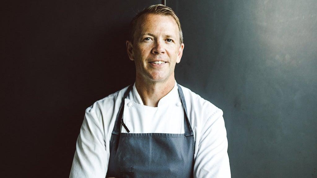 Chef Chris Parsons