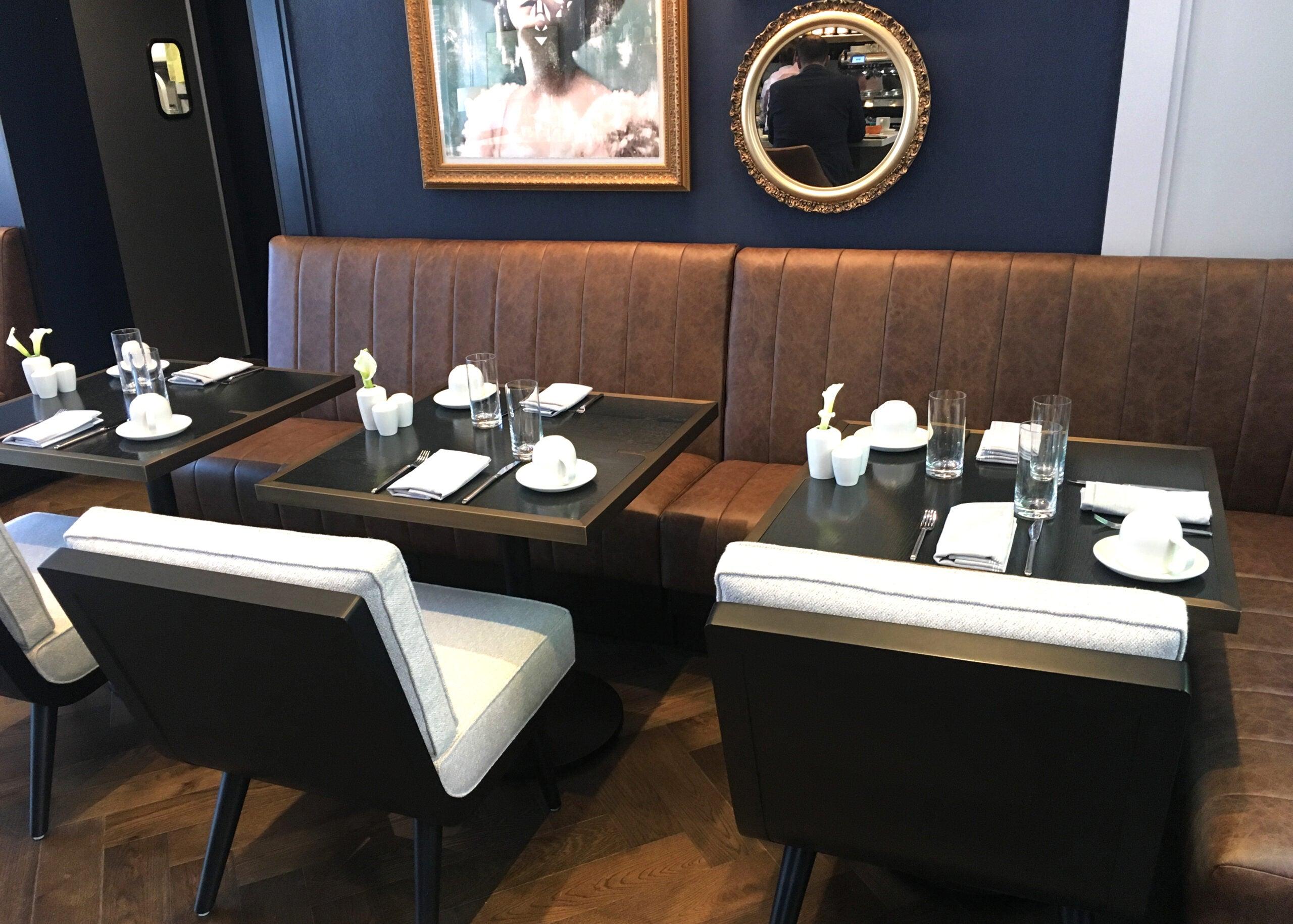 Peregrine dining room