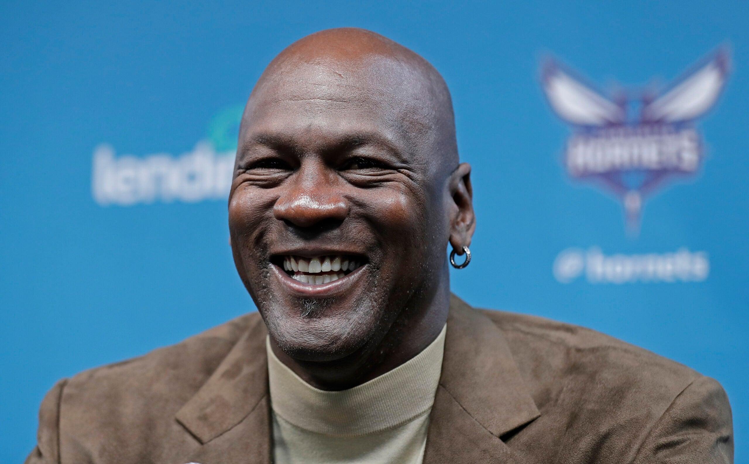 Michael Jordan in 2019.