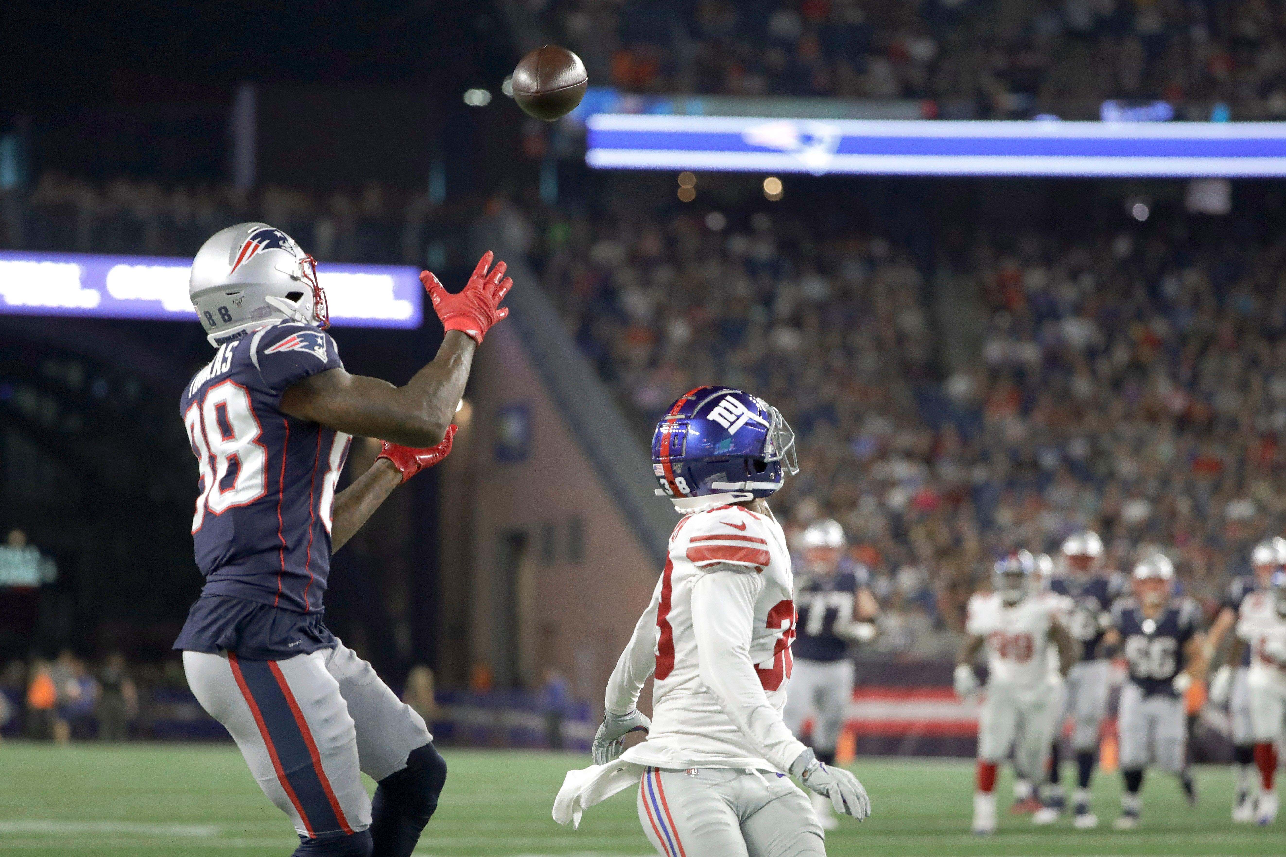 Demaryius Thomas touchdown