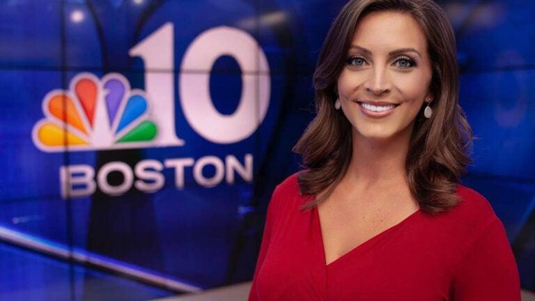 NBC10 Boston traffic reporter Olessa Stepanova.