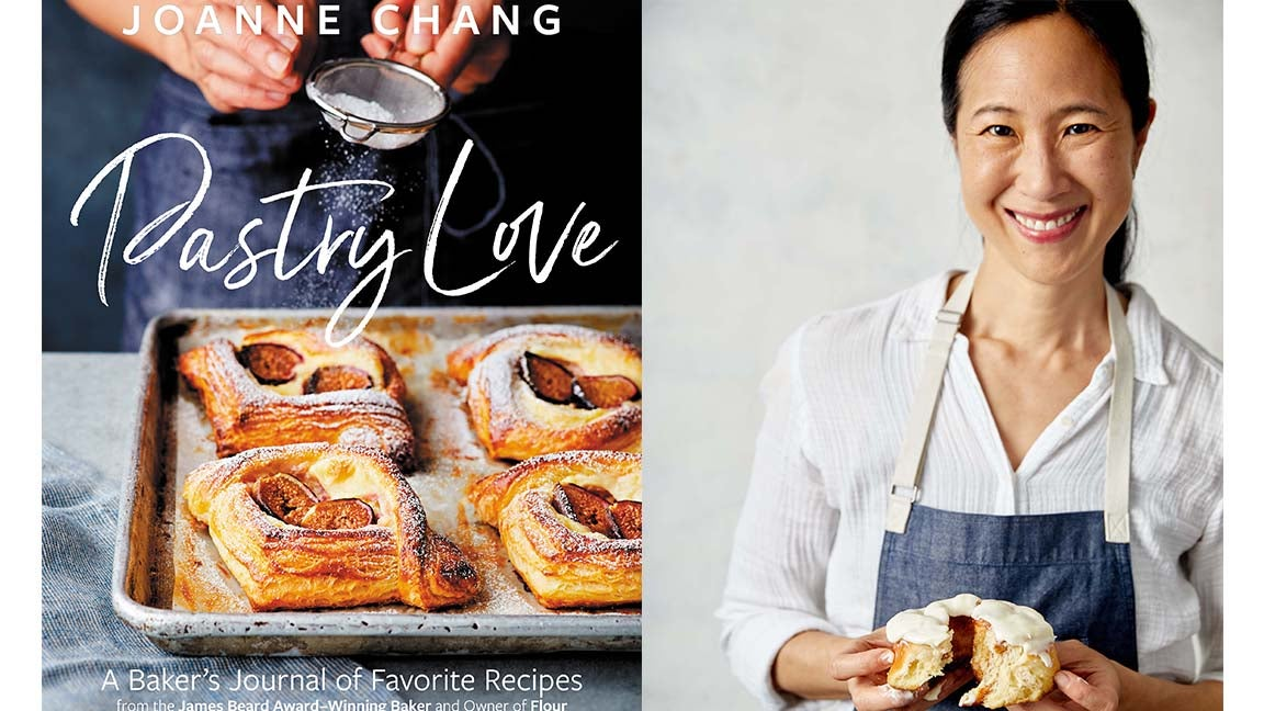 """""""Pastry Love,"""" by Joanne Chang"""