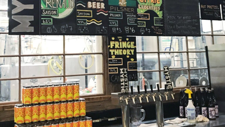 mystic brewery closing