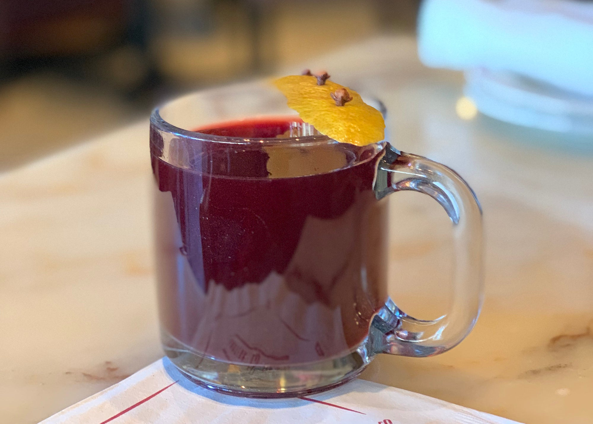 World's End Toddy at Eastern Standard