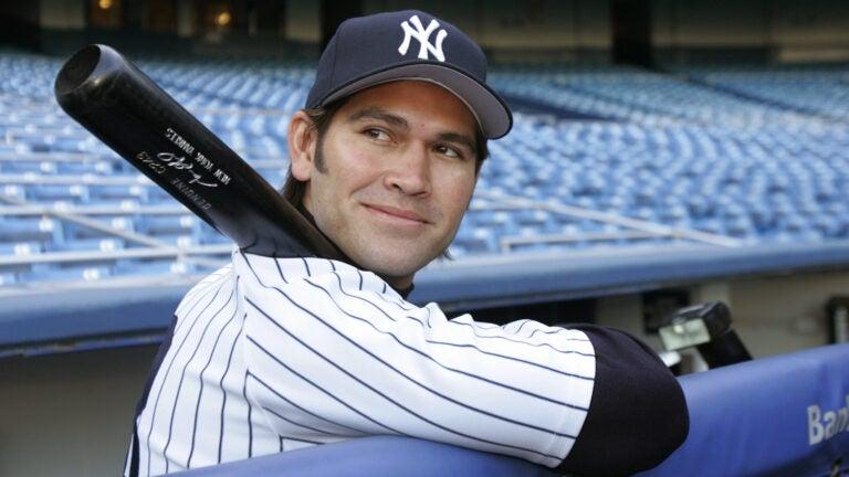 Johnny Damon, Red Sox, Yankees, 2005