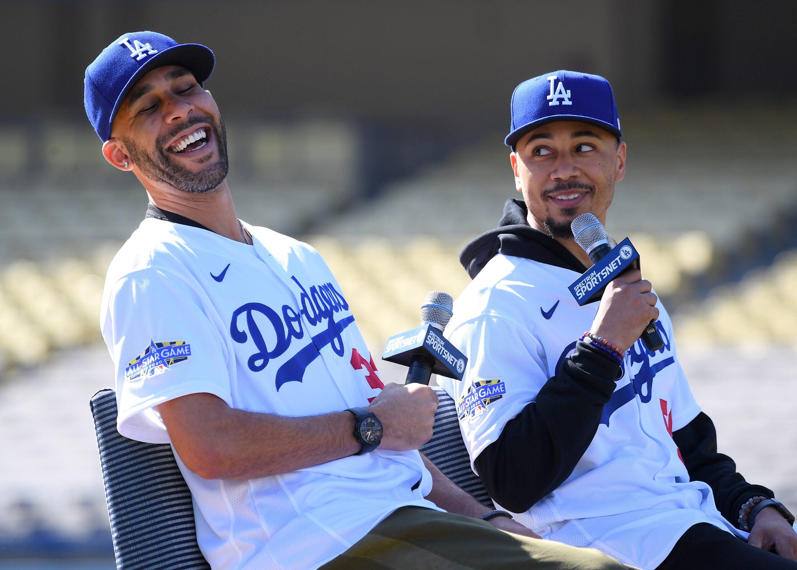 David Price Mookie Betts Dodgers