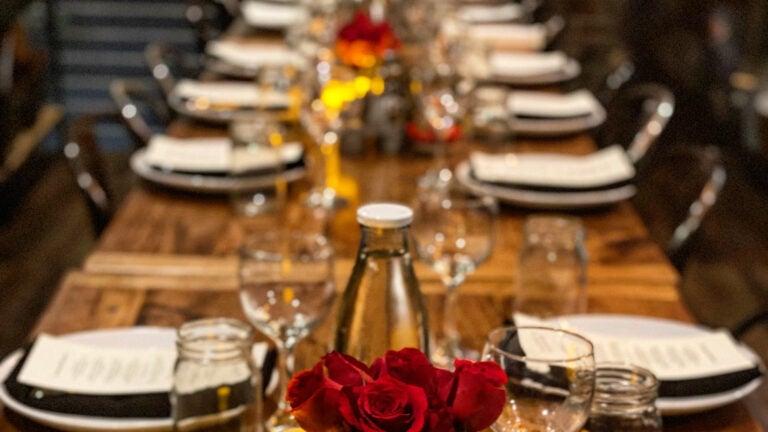 Table by Jen Royle