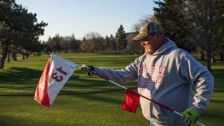 Golf Massachusetts