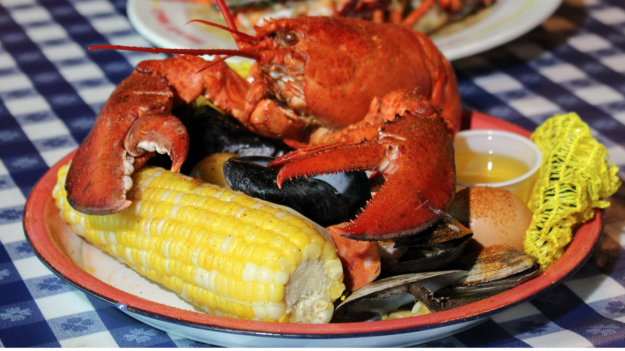 Easter clam bake from Summer Shack
