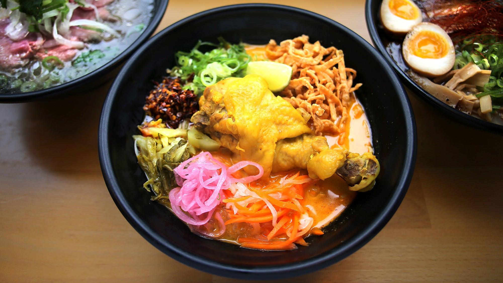 Khao Soi at Soup Shack