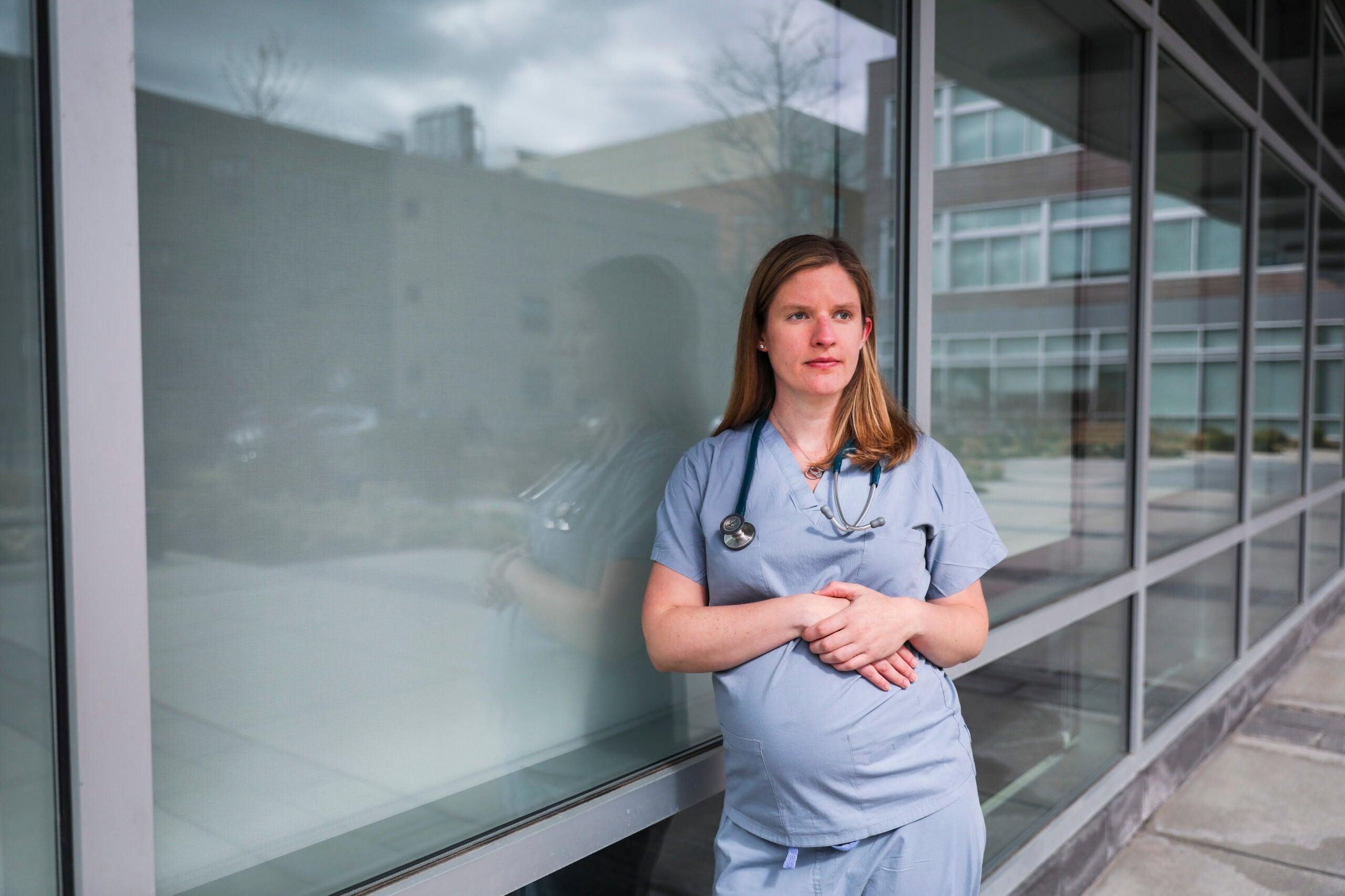 Dr. Laura Dean is Pregnant