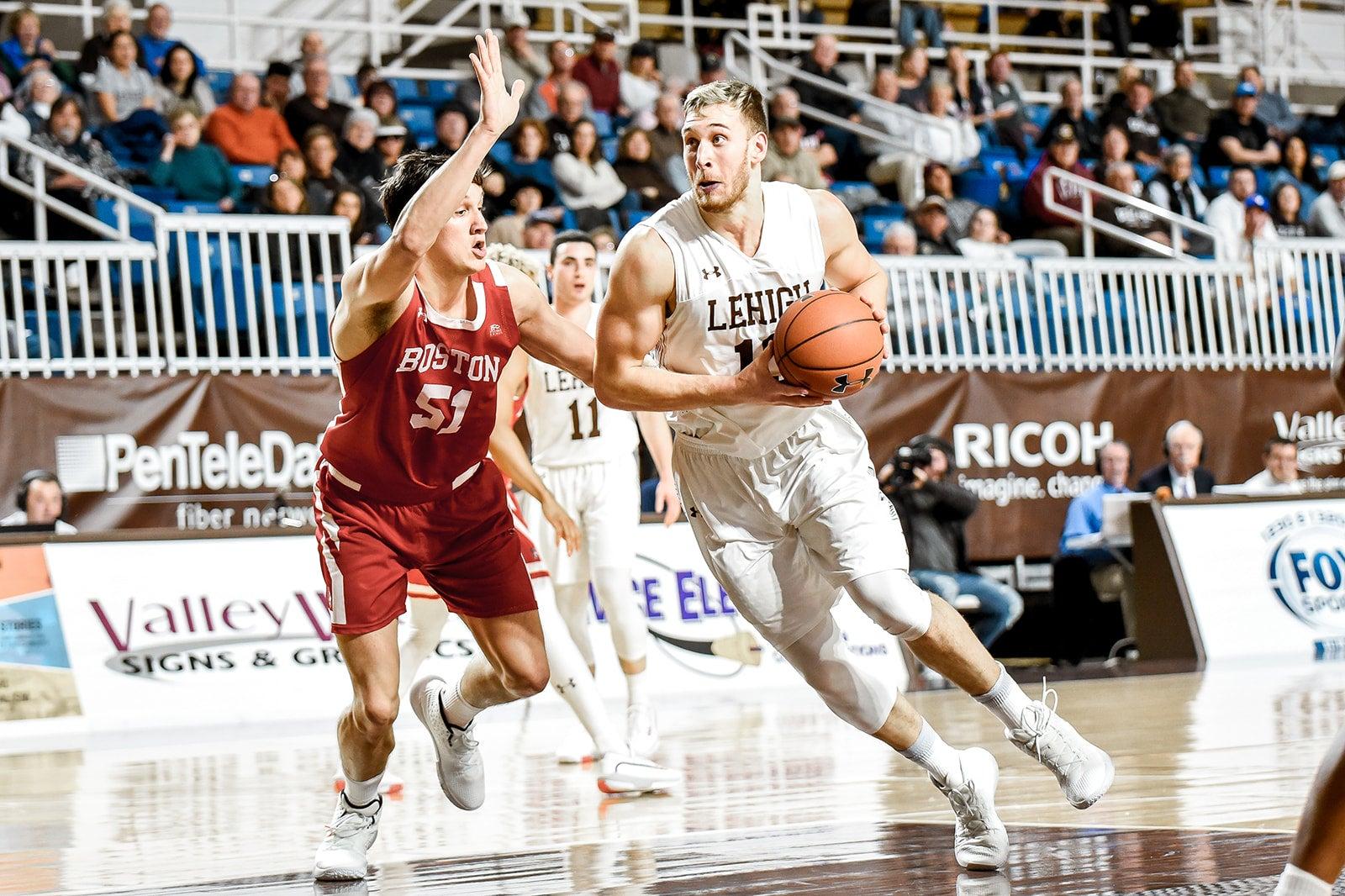 James Karnik Boston College Basketball