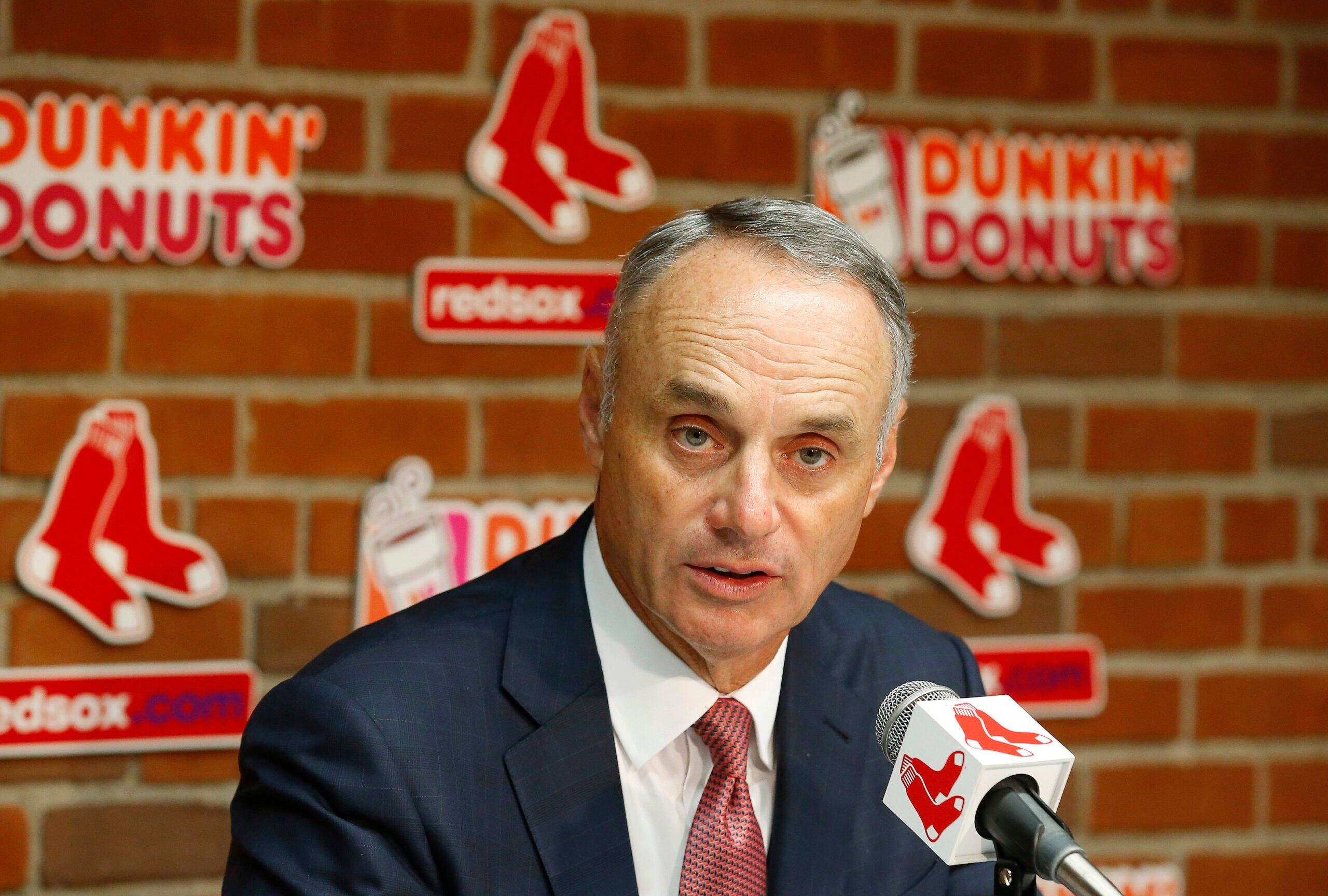 Rob Manfred MLB