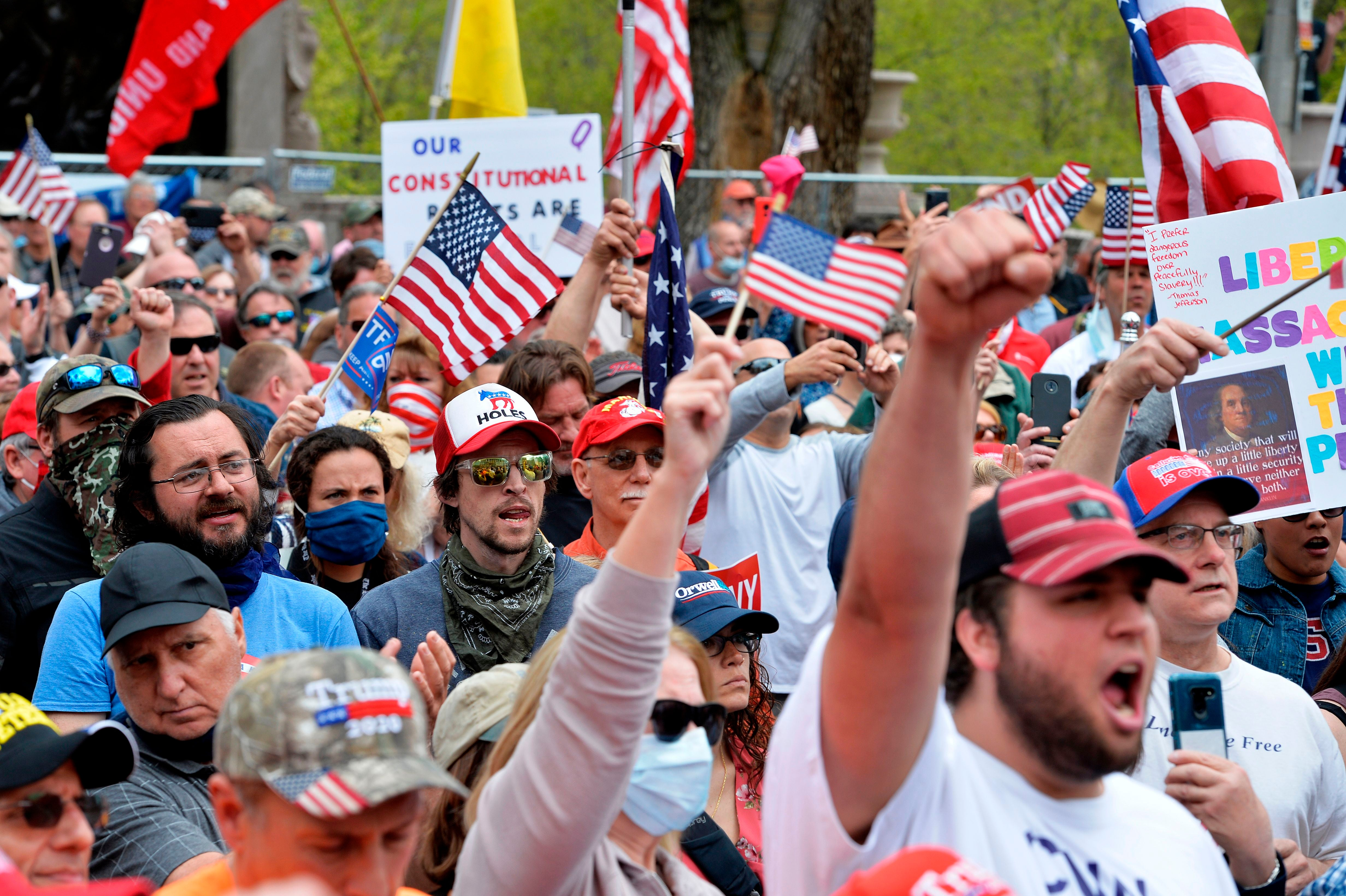 massachusetts rally
