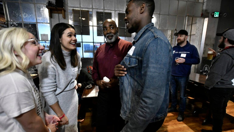 Intergenerational Happy Hour at Dorchester Brewing Co.