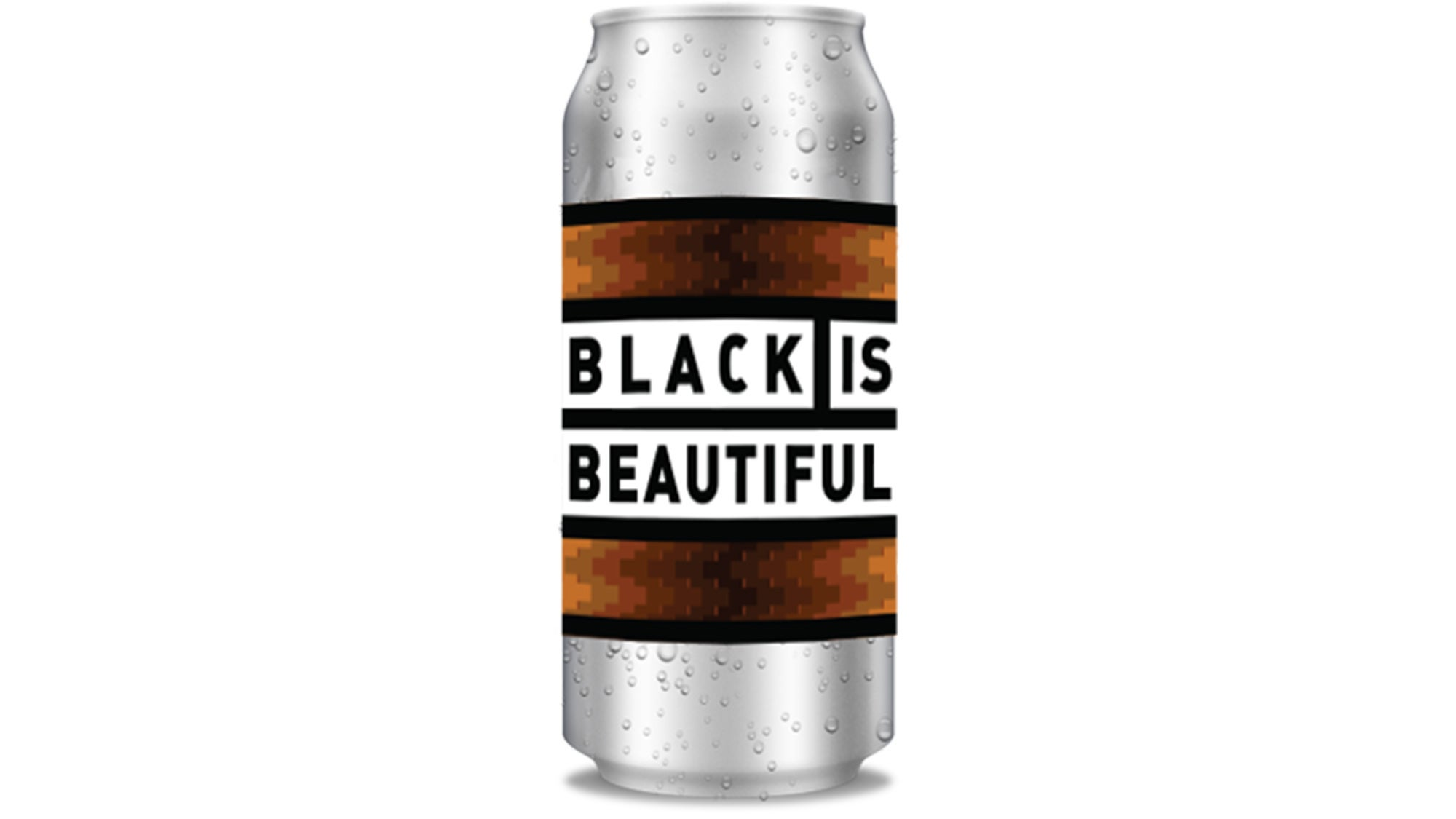 Black is Beautiful label