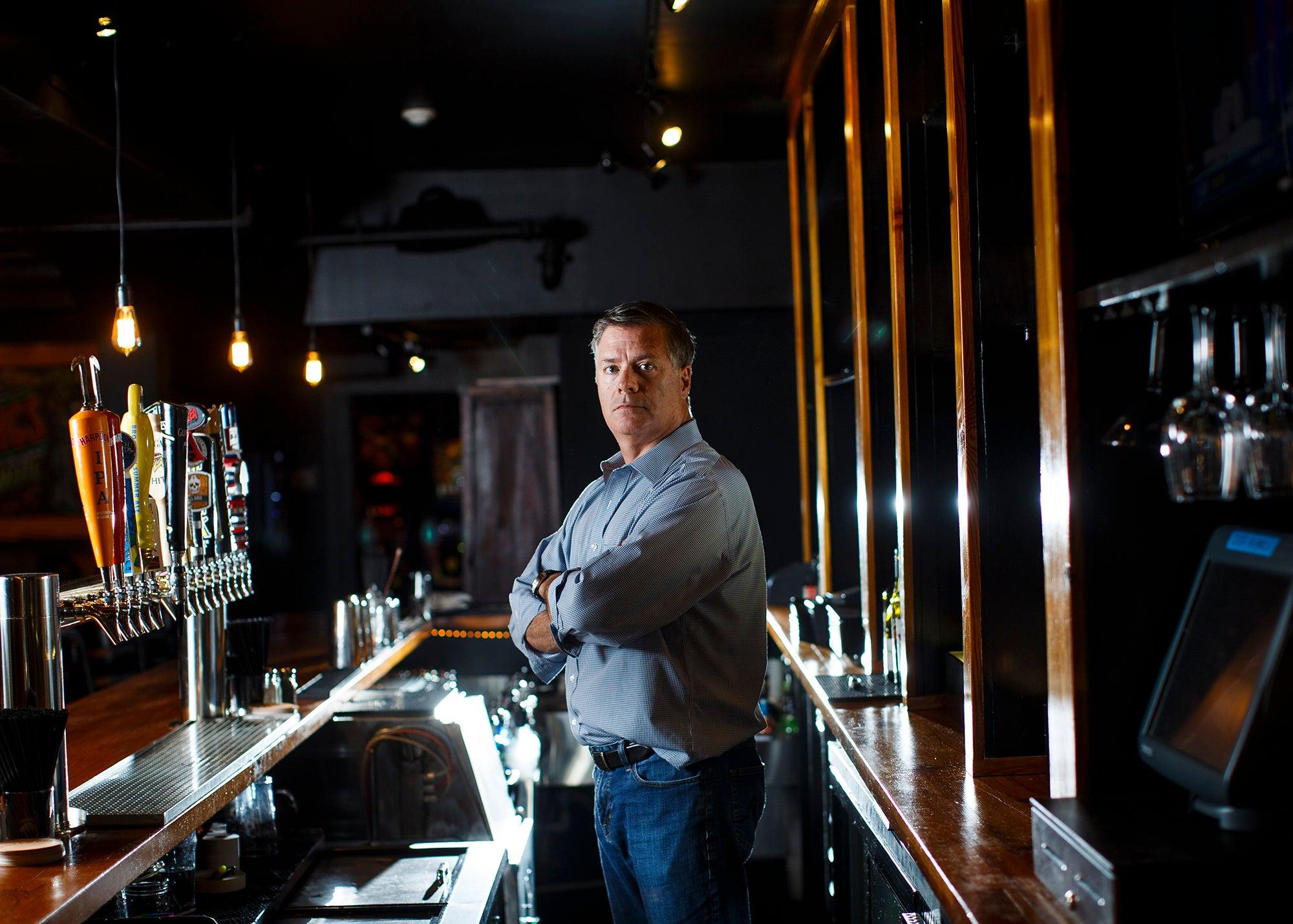 Doug Bacon at Hopewell Bar & Kitchen