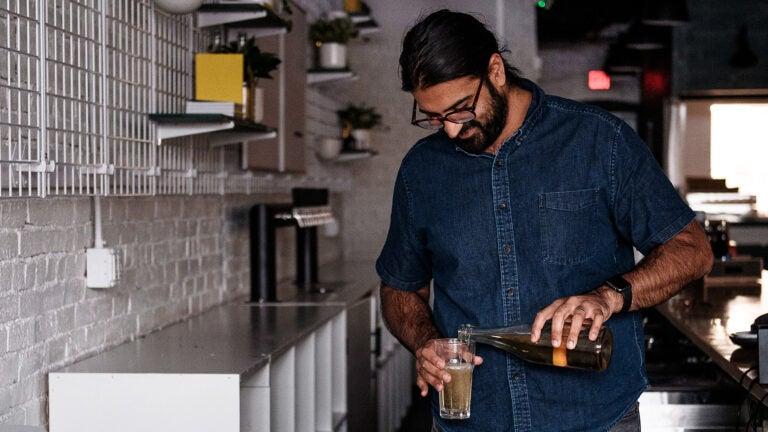 Soham Bhatt, co-founder of Artifact Cider Project