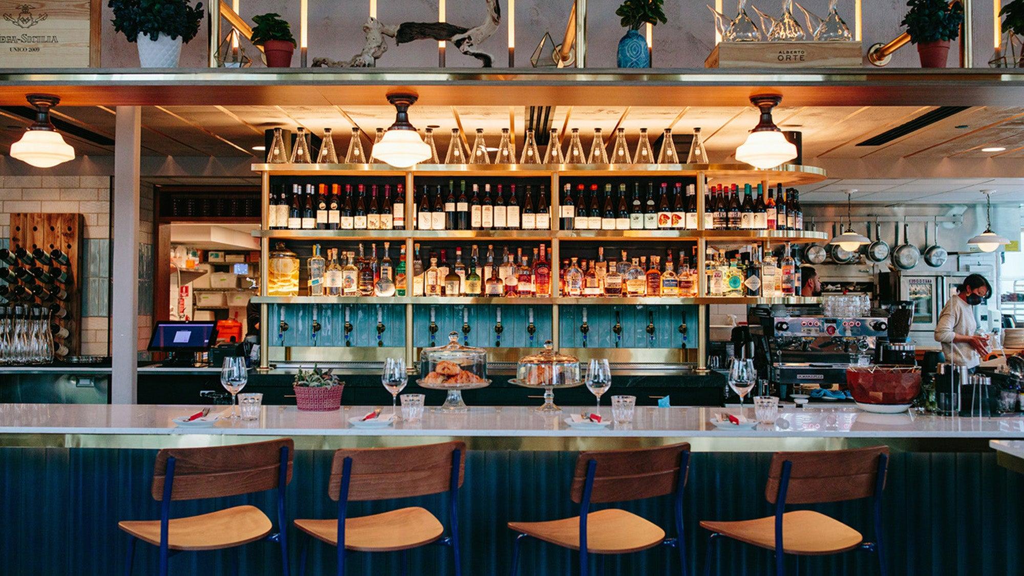 Atlántico bar