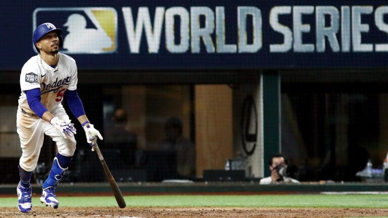 Mookie Betts World Series