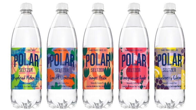 Polar Seltzer 2020 winter collection