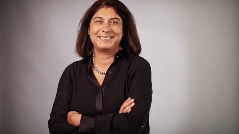 Reshma Kewalramani, president and CEO of Vertex.