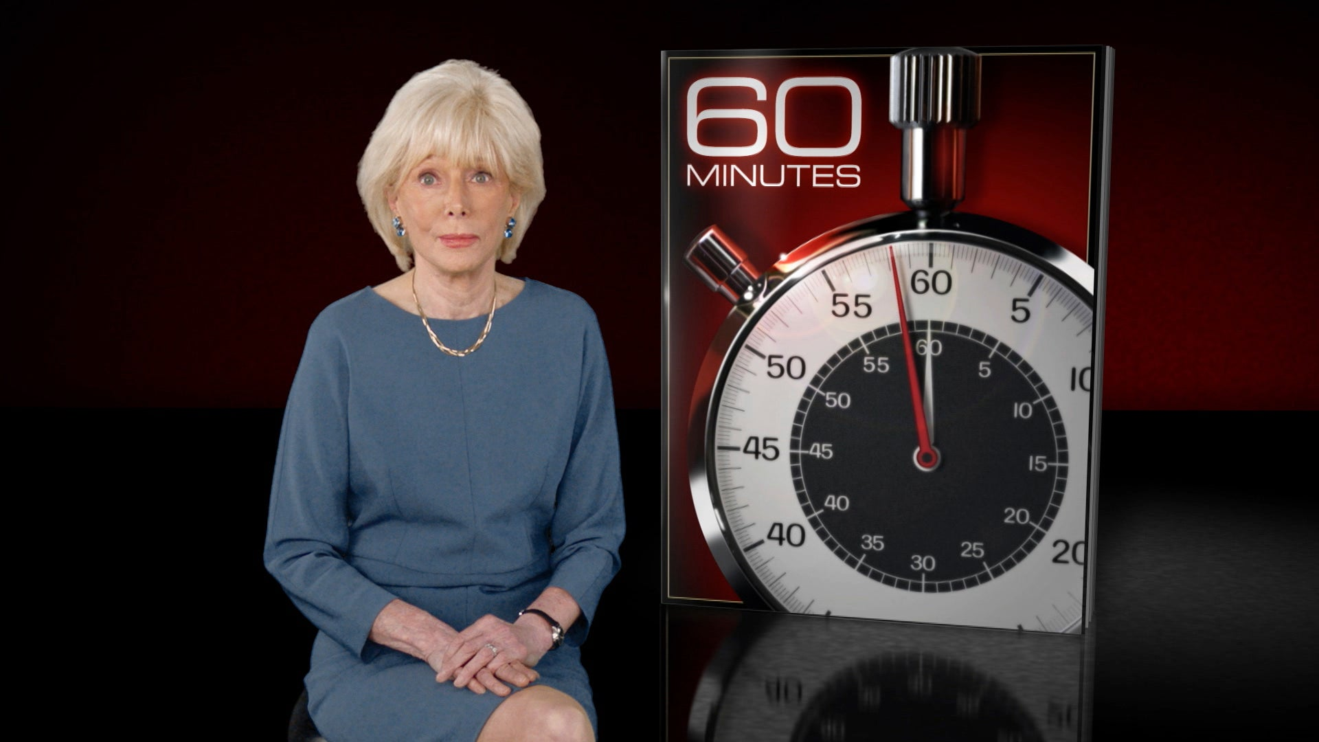 """60 Minutes"" correspondent Lesley Stahl."