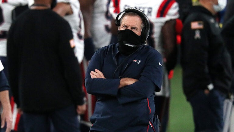 Bill Belichick Patriots comeback