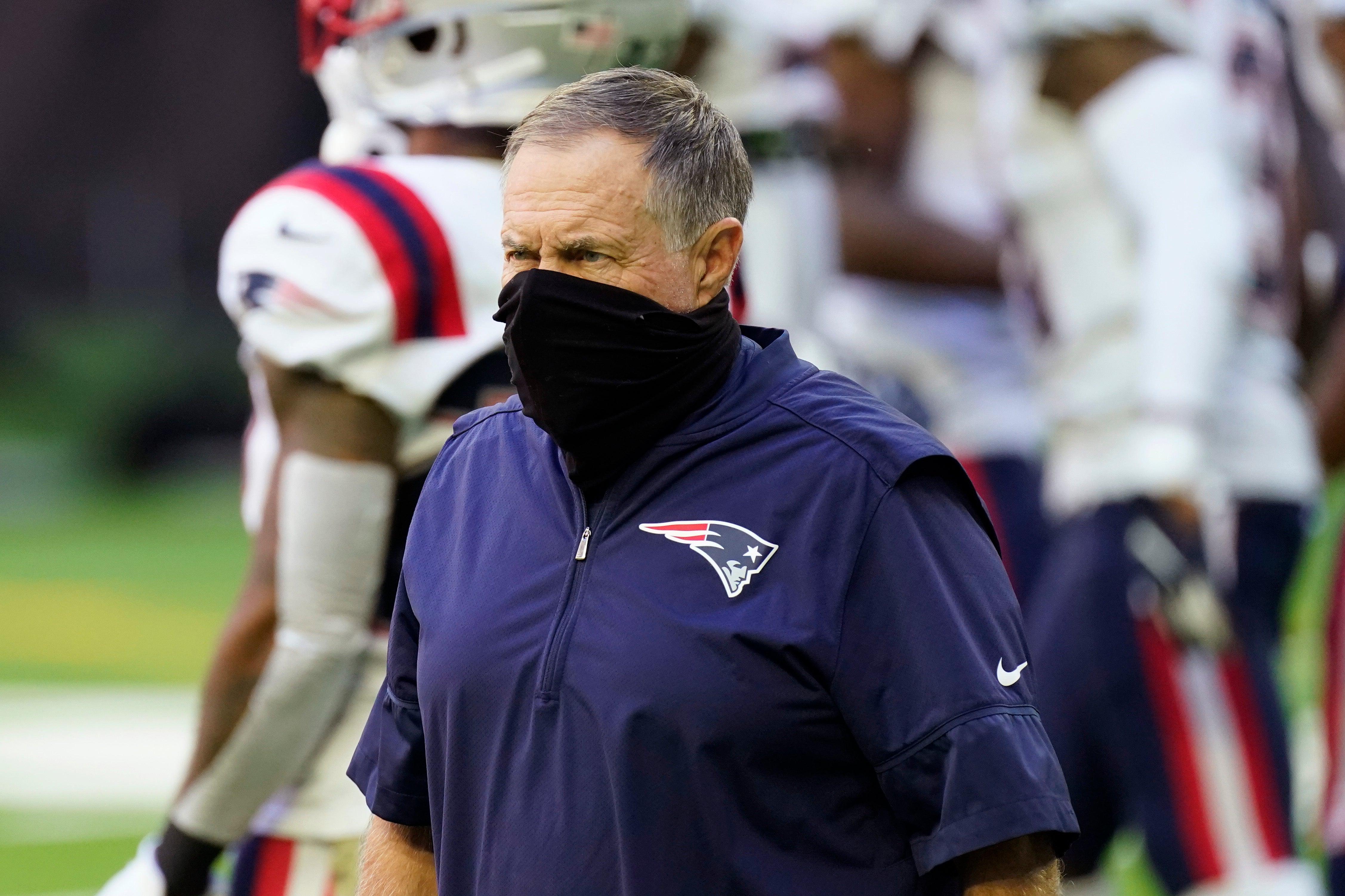 Bill Belichick Patriots loss
